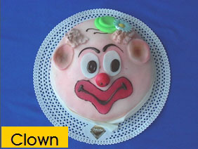 Hotz Kindertorte Clown